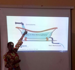 Insights from the World Climate Simulation – A Story of Change from Nigeria