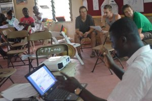 Introducing Simulated Learning to the Permaculture Community in West Africa