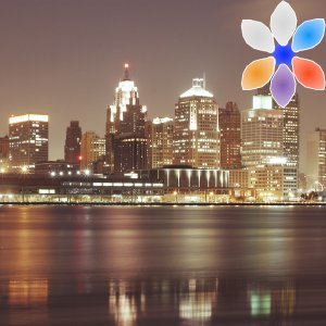 Detroit Uses LEDs to Reduce Emissions, Stimulate the Economy