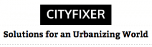 Cityfixer Reports on Multisolving Solutions for Cities